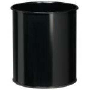 Rossignol (collecte déchets & hygiène) Corbeille à papier en métal 30 L