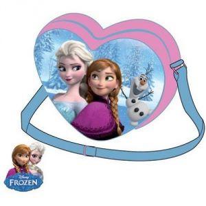 Sac en forme de coeur La Reine Des Neiges