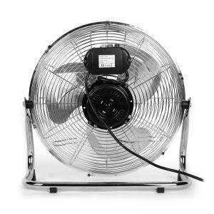 OneConcept Metal Blizzard - Ventilateur de sol 18 140 W inclinable