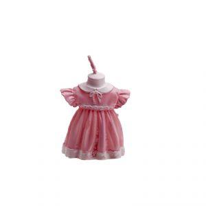 DIGE n27yw76/a - Bougie petite robe rose