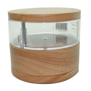 Opportunity Boite à bijoux 2 disques pivotants en bois et acrylique