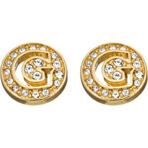 Guess UBE51423 - Boucles d'oreilles en métal doré