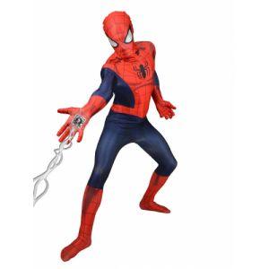 Déguisement morphsuits Spiderman digital adulte