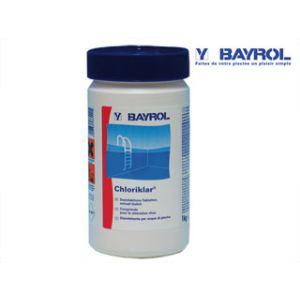 Bayrol Chloriklar 1 kg - Chlore choc
