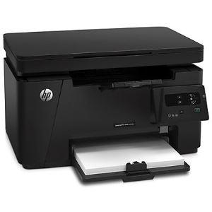 HP LaserJet Pro MFP M125a - Imprimante laser multifonctions
