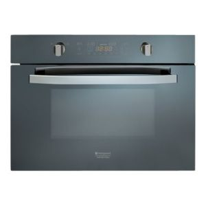 Hotpoint MWHA4241 - Micro-ondes encastrable avec fonction grill