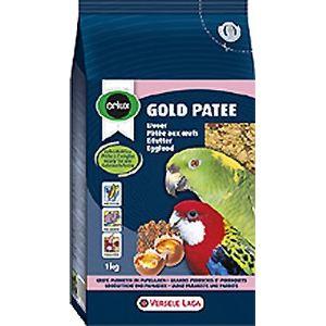 Versele Laga Gold Pâtée - Pâtée aux oeufs pour grandes perruches et perroquets (1 kg)