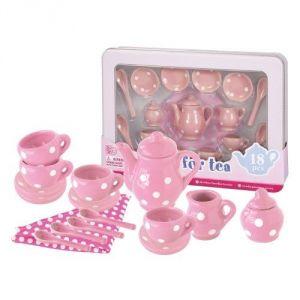 Gueydon 801775 - Service à thé en porcelaine (18 pièces)