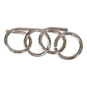 Fridolin Casse-tête : 4 anneaux