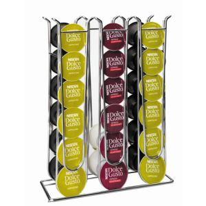 Ibili 780110 - Distributeur de capsules à café Helens pour 36 dosettes