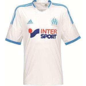 Adidas Z27594 - Maillot de foot à domicile Olympique de Marseille 2013/14 homme