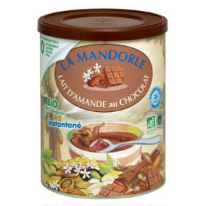 La Mandorle Lait d'amande Bio au chocolat (400g)