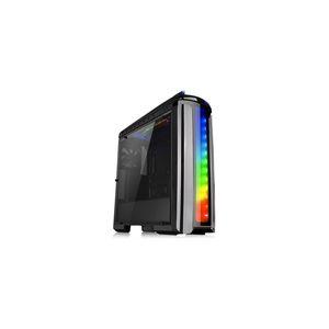 Thermaltake Versa C22 RGB - Boîtier Moyen tour sans alimentation