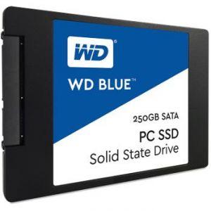 """Western Digital WDS250G1B0A - SSD WD Blue 250 Go 2.5"""" SATA III"""