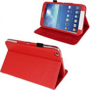 "Yonis Housse Samsung Galaxy Tab 3 SM T3100 étui 8"" cuir"