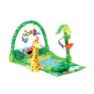 Fisher-Price Tapis musical de la Jungle
