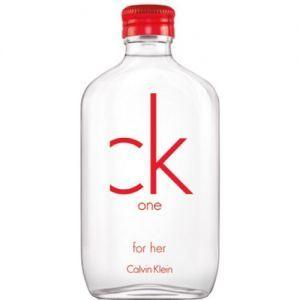 Calvin Klein CK One Red Edition - Eau de toilette pour femme