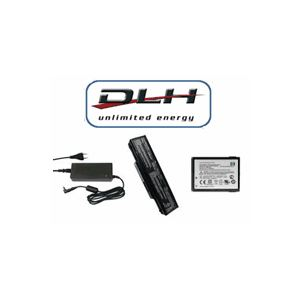 DLH Energy MMII1520-B049P4 - Batterie d'ordinateur portable Li-on 4400mAh 49Wh 11.1V noir