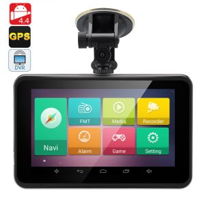 High-Tech Place C77434 - GPS 7 pouces + Dashcam / Android