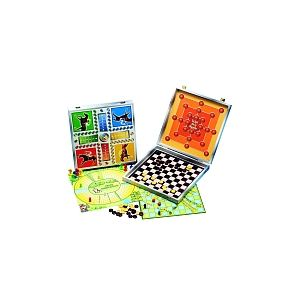 jeux societe mallette bois comparer 18 offres. Black Bedroom Furniture Sets. Home Design Ideas