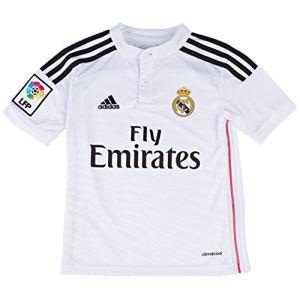 Adidas F49664 - Maillot de foot à domicile Real Madrid 2014 / 2015 enfant