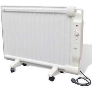 VidaXL 50338 - Radiateur à pétrole 1000 Watts