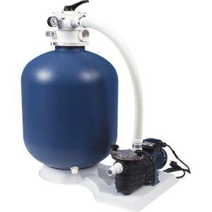 Aqualux 103460 - Filtre à sable 8 m3/h pour piscine hors-sol