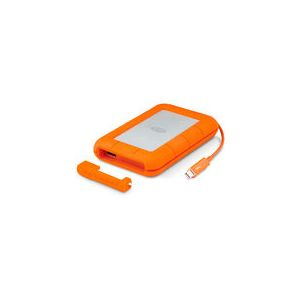 Lacie 9000602 - Disque SSD externe Rugged 1 To Thunderbolt USB 3.0