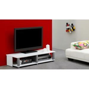 meuble tv 100 cm comparer 839 offres. Black Bedroom Furniture Sets. Home Design Ideas