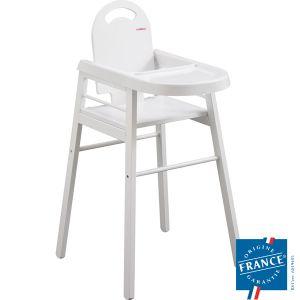 Combelle Lili - Chaise haute laqué