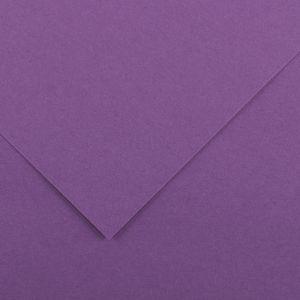 Canson 200040055 - Feuille Iris Vivaldi 50x65 120g/m², coloris violet 18