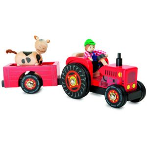 Legler Tracteur avec remorque