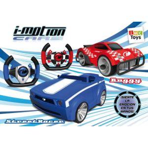 IMC Toys Voiture radiocommandée I Motion Cars rouge