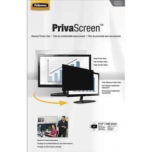 Fellowes 4801101 - Filtre de confidentialité PrivaScreen 19'' (16/9) pour moniteurs et ordi portables