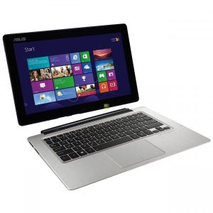 "Asus Transformer Book TX300CA-C4025P - 13.3"" avec Core i7-3537U 2 GHz convertible en tablette tactile"