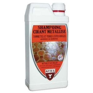 Avel Shampoing cirant métallisé pour tomette et terre (1 L)