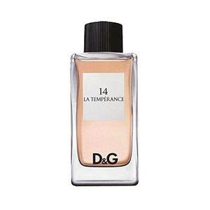 Dolce & Gabbana 14 La Tempérance - Eau de toilette pour femme