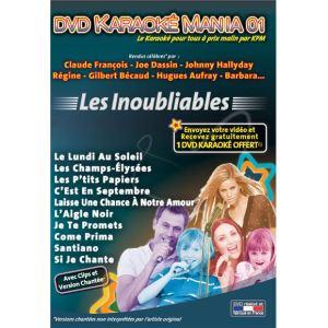 Karaoké Mania volume 1 - Les inoubliables