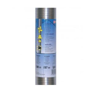 Dmo Gaine aluminium semi-rigide classe MO 1,5 m