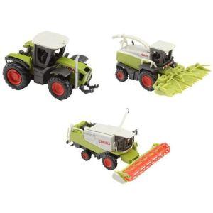 Majorette 213475969 - Tracteur Claas (modèle aléatoire)