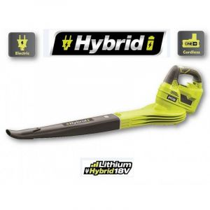 Ryobi One+ OBL1820H - Souffleur 18 Volts Hybride