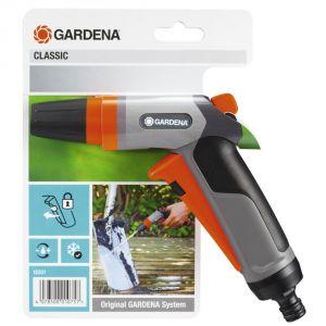 Gardena 18301-20 - Pistolet de nettoyage multijets Classic