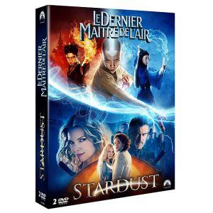 Coffret Stardust, le mystère de l'étoile + Le dernier maître de l'air