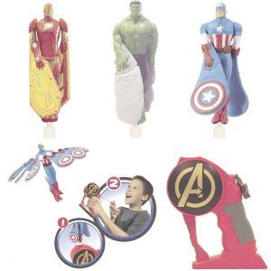 Bandai Mega Pack Flying Heroes 3 Avengers