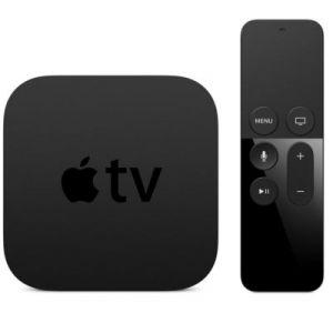 Apple TV 4ème génération - Passerelle multimédia