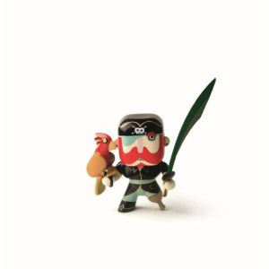 Djeco Figurine pirate Sam Parrot