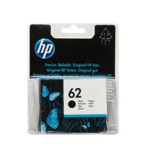 HP C2P04AE - Cartouche d'encre n°62 noire