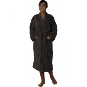 Sensei Peignoir col kimono en coton (taille L)
