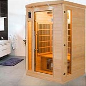 France Sauna Apollon 2 - Sauna cabine infrarouge pour 2 personnes