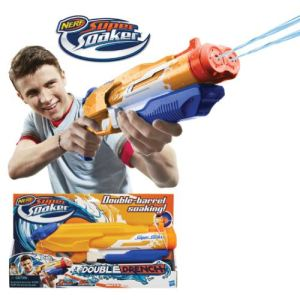 Hasbro Nerf Super Soaker Double Drench